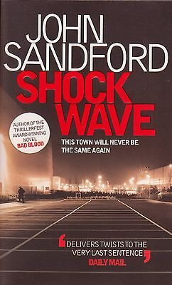 Shock Wave BRAND NEW BOOK by John Sandford (Paperback, 2012)