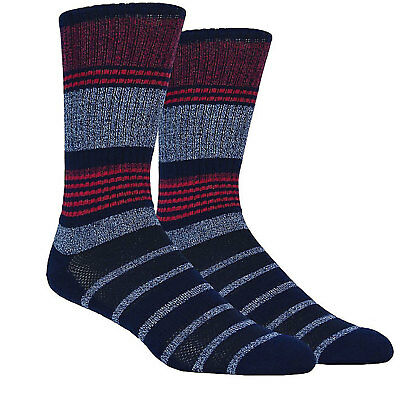 Puma Golf Herren Socken Stripe Sock Single Pair Peacoat-Quarry-High Risk Red