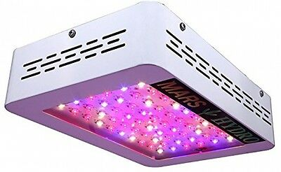 MarsHydro 300W LED Grow Light Full Spectrum Real For Indoor Hydroponic Plant