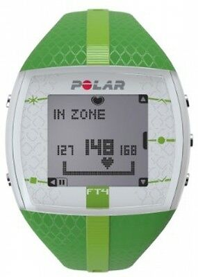 Polar FT4 Heart Rate Monitor and Sports Watch - Green Brand NEW