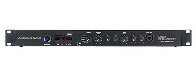 American Audio Media Operator BT - All-in-One Bluetooth Player