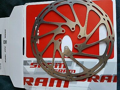 New in box Sram centerline disc brake rotor 180mm with rotor bolts. . Avid etc