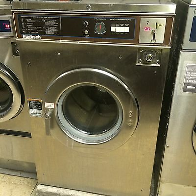 Huebsch  Commercial Washer 35 lb 208-240 3 phase