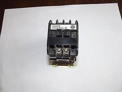 Westinghouse Control Relay BF20F 120/110 volt