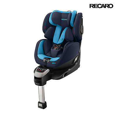RECARO Germany Zero.1 Xenon Blue Child Seat (0-18 kg) (0-39 lbs)