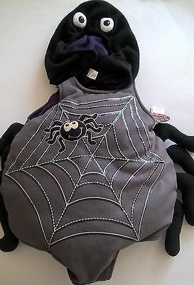 The Children's Place 12-18m Spider Halloween Costume NWT
