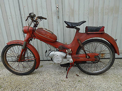Vintage Moped Italian  Bianchi Solex Motobecane  Puch . To Collect From Oxford