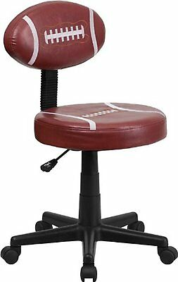 Home Kitchen Features Flash Furniture BT-6181-FOOT-GG Football Task Chair