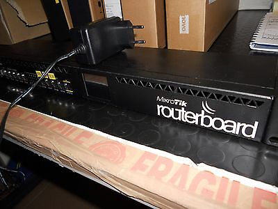 Router - Mikrotik Routerboard RB2011UiAS-RM