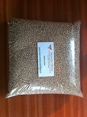1kg Chick Starter Crumbs For Chickens Contains  Anticocciodstat Quail,,