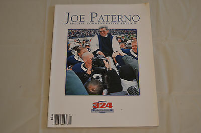 Joe Paterno Penn State Nittany Lions Special Commemorative Edition 324 Victories
