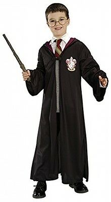 Rubie's Official Harry Potter Pack Gryffindor Robe, Wand And Glasses Child's -