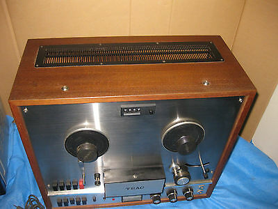 Teac Reel to Reel Tape Player Recorder Model A-1500 - Vintage