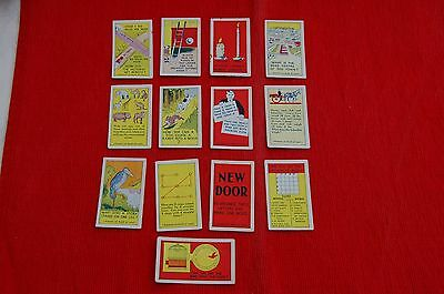 Very Rare Catch My Pal Cards The Hotspur Free Gifts 1939 D C Thomson