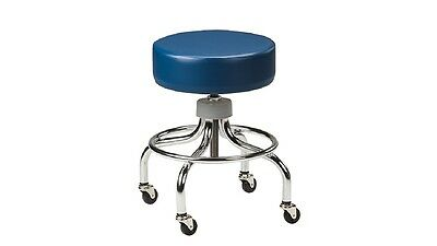 Clinton 2102 Spin Lift Stool New In Box Gray