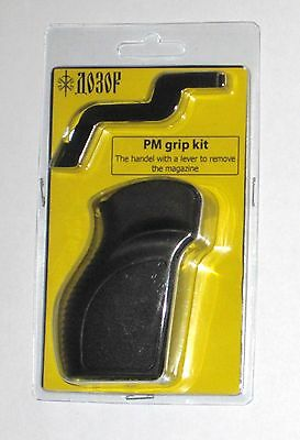 Grip Kit PM PPM eject original Black color Plastic English instruction