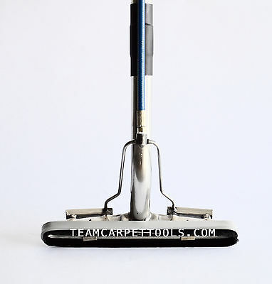 """14"""" 4-JET S-BEND Hard Surface Cleaning BRUSH WAND - Truckmount Portable"""