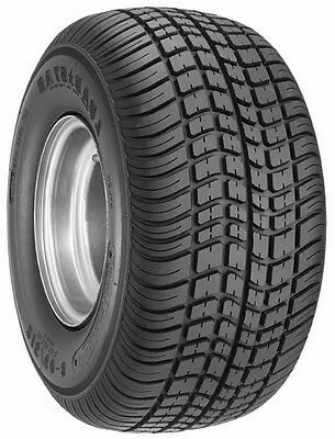 Golf Cart Tires Set of 4, 205/65-10 Kenda Load Star 4-Ply DOT Street Tires