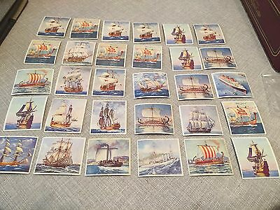 Godfrey Phillips Ships That Have Made History Loose Cards