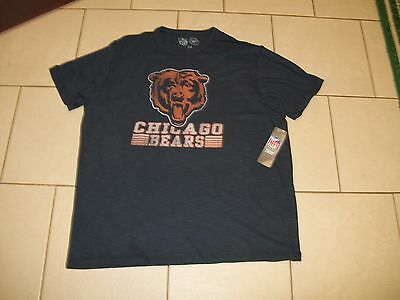 ** Chicago Bears - NFL Shirt - Adult Large - Team Apparel - Brand New + Tags **