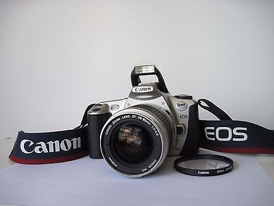 Canon eos rebel 2000  35MM SLR film camera with 28-90 MM lens
