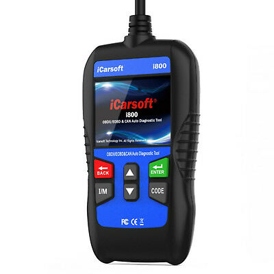 Icarsoft i800 OBDII OBD2 Car Engine Code Reader OBDII Scan Tool