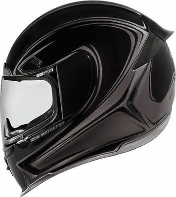 "Icon Airframe Pro Halo Black Full Face Helmet ""L"""