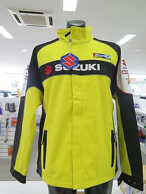 Team Suzuki Jacket -  OFF ROAD Yellow / Black - 2XL ONLY