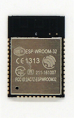 ESP32-WROOM-32D ESP32 Rev1 module with Integrated Antenna