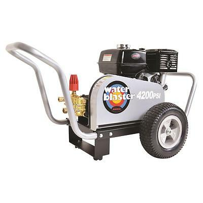 Simpson WB4200 WaterBlaster 4200 PSI / 4.0 GPM Belt Drive Gas Pressure Washer