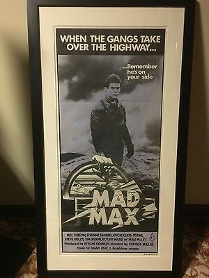 Mad max daybill poster