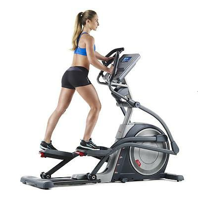 FreeMotion USA 845 New Elliptical Cross Trainer w/iFit Apple Google Maps