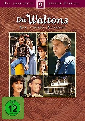 WALTONS Complete Series 9 DVD 9th Nine Nineth Ninth Season Nine R2 UK Compatib
