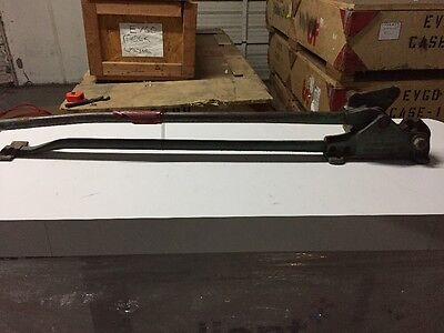 "MCC Tools SCB-16 52"" Manual Rebar Cutter Bender Construction Concrete Cutting"