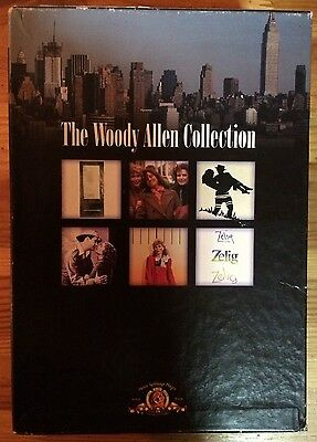 The Woody Allen Collection (DVD, 2001, 6-Disc Set, Gift Set)