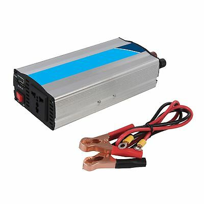 12V Inverter - 700W (Single Socket) To 12V Batteries To Power 230V Ac Appliances