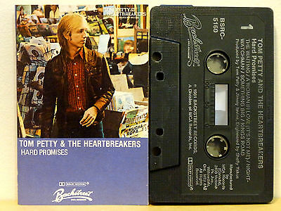 TOM PETTY & THE HEARTBREAKERS Hard Promises. STEVIE NICKS makes rare appearance