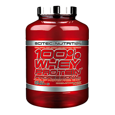 Scitec Nutrition - 100% Whey Protein Professional