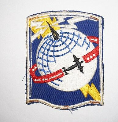 Army Airways Communication Service Jacket Patch twill AAF WWII US Army C0215