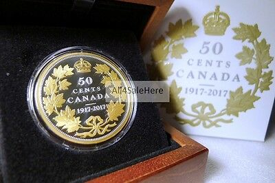 2017 Canada Masters Club 2 oz Silver Gold P 50 Cents Half Dollar Coin *PreOrder*