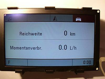 CID OPEL VECTRA C SIGNUM DISPLAY Entheiratet TECH2 CLEARED 24461297 DB