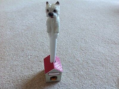 BN Westie Pen and kennel holder