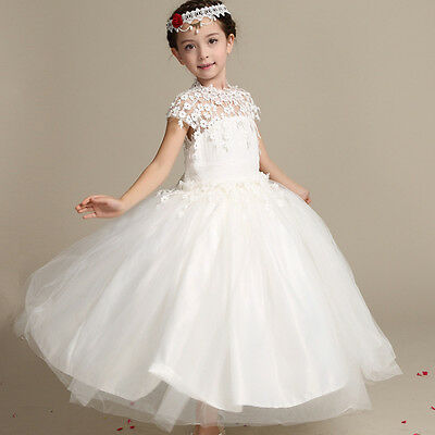 Flower Girl Dress Pageant Wedding Easter Graduation Communion Bridesmaid Dresses