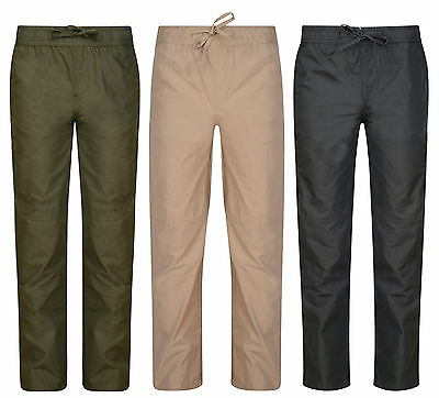 Boys Cargo Trousers Ex Store Straight Leg Pants 3-13 Years Bnwt