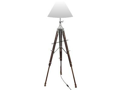 Authentic Designer  Studio Floor Lamp  With Tripod Stand Christmas Gift