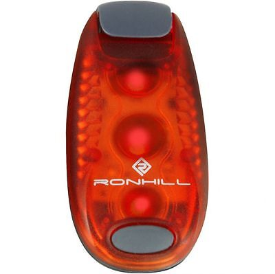 Ronhill Additions LED Lightweight Running & Outdoor Persuit Safety Light Clip