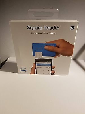 New Square Credit Debit Card Reader for Apple and Android w/$10 Rebate Inside!