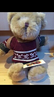 The Teddy Bear Collection. Soft Toy. Henry The Hiker. 1