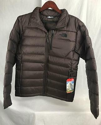 ad657b3c6618 North Face ACONCAGUA JACKET 550 Goose DOWN Coffee Brown AUTHENTIC Mens  Sizes NEW
