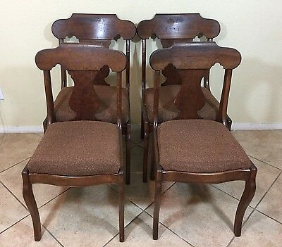 Set Of 4 PENNSYLVANIA HOUSE Vintage Dining Room Chairs